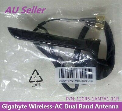 Gigabyte Dual Band Wireless-AC Antenna with Stand 2.4GHz / 5.0GHz Original Part