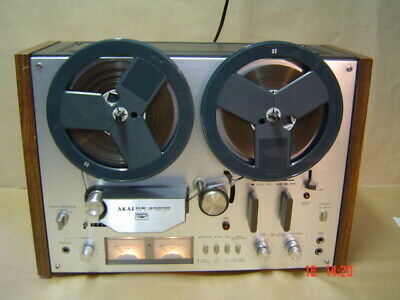 Akai GX-4000D Reel to Reel Tape Player Recorder