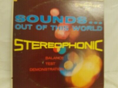 Sounds out of this world - VINTAGE VINYL LP