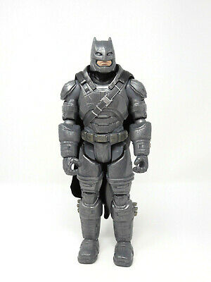 "Batman V Superman Mech Batsuit 12"" Action Figure Djb30 Dc Comics Mattel 2015"