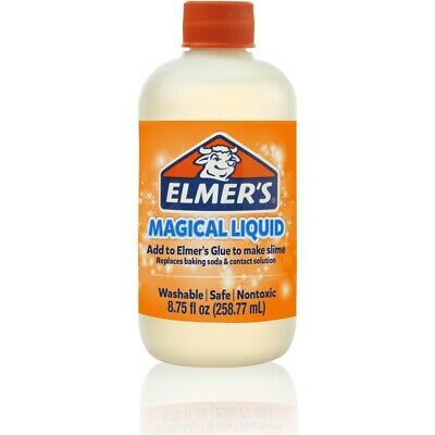 Elmers Magical Liquid 258mL - Clear