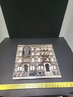 LED ZEPPELIN-PHYSICAL GRAFFITI -2LP- SS2-200 SWAN SONG 1975 Unopened