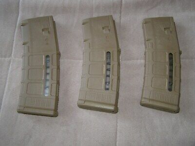 Ar15 Pmag Mag5.56 Of 30 Rounds New. Seal, Marsoc, Sf, Aor1, Multicam, Crye
