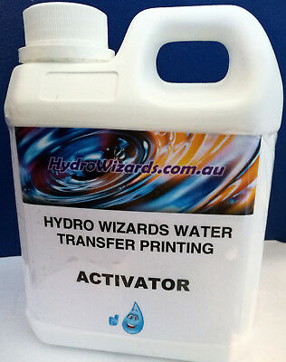 Hydro Graphic ACTIVATOR 1L Hydrographics Water Transfer Printing Activator