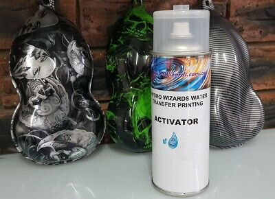 Hydrographic Printing Dipping, Hydro graphic Transfer, Cubic Printing ACTIVATOR