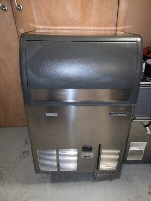 Commercial Ice Maker- Stainless Steel-  Scotsman Ac 176 -See Details!