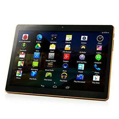 10.1 Inch 2560 * 1600 IPS HD Screen Android 8000mAh 3G GPS Bluetooth Tablets