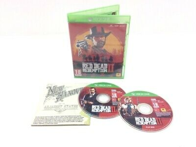 Juego Xbox One Red Dead Redemption 2 Xboxone 4830914