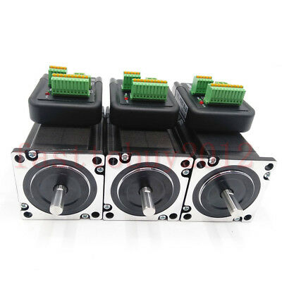 3AXIS 2.0Nm Integrated Closed Loop Stepper Motor NEMA23 Replace JMC iHSS57-36-20