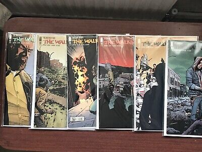 The Walking Dead Issues 187-192