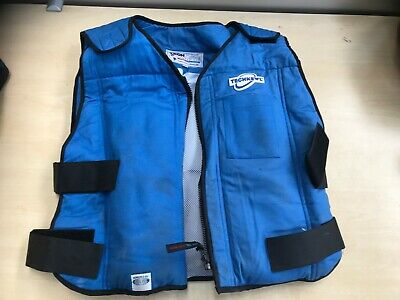 Xxl Techkewl Cooling Vest, Work, Athlete, Ice Pack, Runner, Sports, Heat, Cold