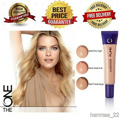 2 x ORIFLAME The One Illuskin Concealer - 2x10ml -ASSORTED- (30615-30616-30617)