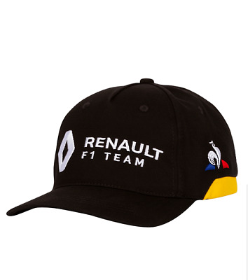 RENAULT F1® Official Adults Team Cap - 2019 - Black - clearance