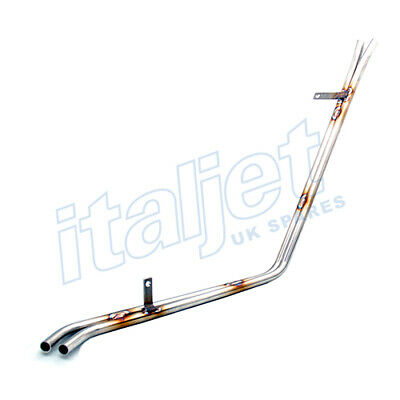 Italjet Dragster 125cc / 180cc Coolant Water Tube / Pipes Stainless Steel