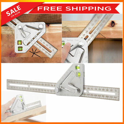 Angle tool A revolutionary Angle Ruler carpentry Better Multi-function Measuring