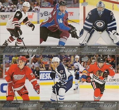 2015 16 Upper Deck Young Guns Complete Your Set U Pick Combined Shipping