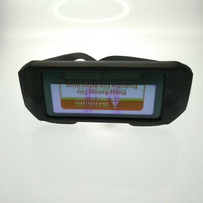 Solar Auto Darkening LCD Welding Glasses Mask Helmet Eyes Protection #3