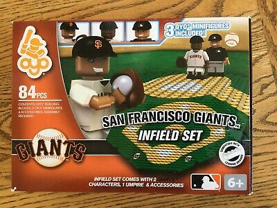 Brandon Crawford OYO San Francisco Giants MLB Figure G4