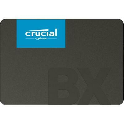 "240GB SSD Crucial BX500 Series 2.5"" SATA 7mm Internal Solid State Drive 540MB/s"