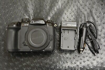 Panasonic LUMIX DC-GH5 ⭐️ONLY 4K Shutter⭐️ MINT *U.S MODEL!* 1Y WARRANTY FREE SH
