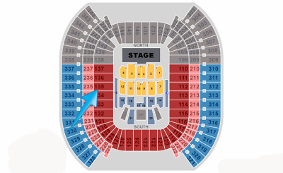 2020 Cma Music Festival.2 Tickets Lower Level Side Section 135 Nashville Tn 2020 Cma