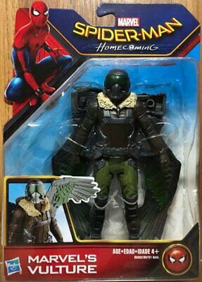 """Hasbro Marvel Spider-Man Home Coming 6"""" inch Action Figure--Marvel's Vulture"""