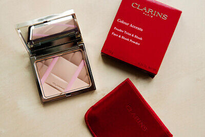 Clarins Colour Accents Face & Blush Powder 10g