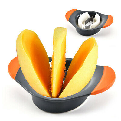 NEW MANGO SLICER Fruit Cutter Kitchen Tool Stainless