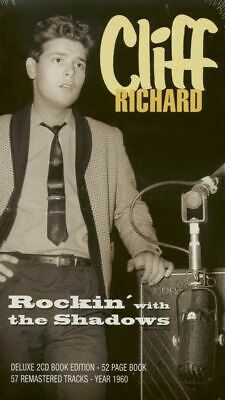 Cliff Richard - Rockin' With The Shadows (2-CD Digibook) - Rock & Roll