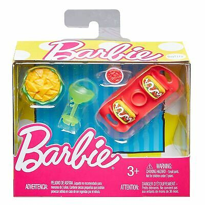 Mattel Barbie FHY66 Small Accessory Toy - Taco Party