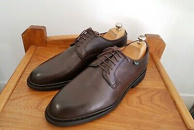 Marron Paraboot Frenaye 43 Cuir Hommes Cousu Chaussures Taille 9 w8nXPk0O
