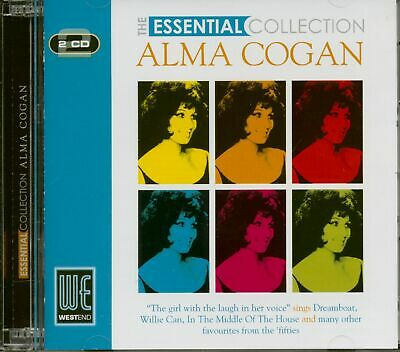 Alma Cogan - The Essential Collection (2-CD) - Pop Vocal