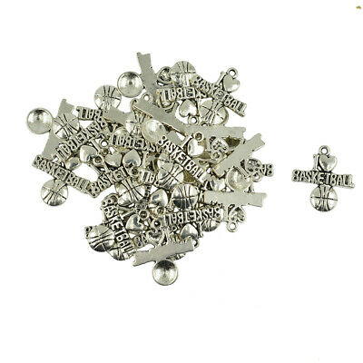 30pcs Lots Metal Pendant Charm Tibetan Silver Jewelry Findings Deer 24x20x3mm YB
