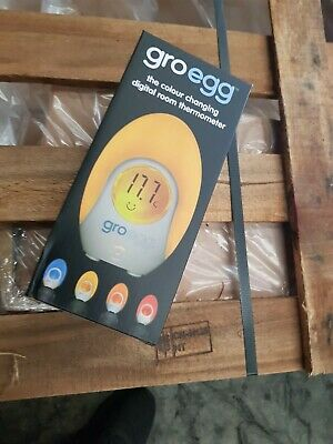 Gro-egg HC126 Colour Changing Digital Thermometer