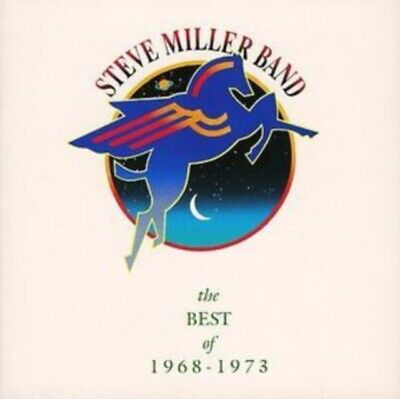 Steve Miller Band - Best of 1968 - 1973 (CD Album) NEW & SEALED