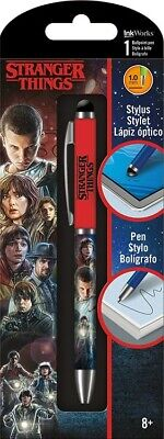 Stranger Things 3 - Stylus Pen - Brand New - Touchscreen - 3188