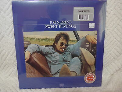 John Prine - Sweet Revenge (Atlantic) all-analog, Kevin Gray master, NEW