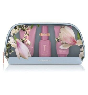 Ted Baker PEONY SPRITZ Minis PVC Bag Gift Great Trade Mark
