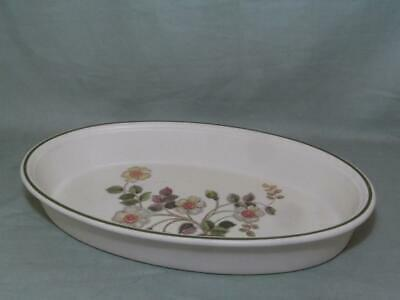 Marks & Spencer M&S Autumn Leaves Oval Baking Dish
