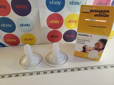 Medela Breast Shields PersonalFit Flex, 27mm Breast Shield Shaped Around You for
