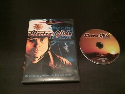 Electra Glide in Blue (DVD, 2005) Authentic MGM Release Free Shipping!