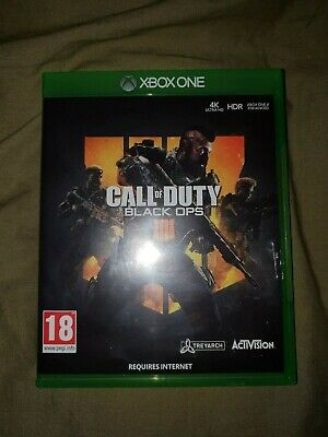 Call of Duty Black Ops IIII Xbox One New Other Read Below