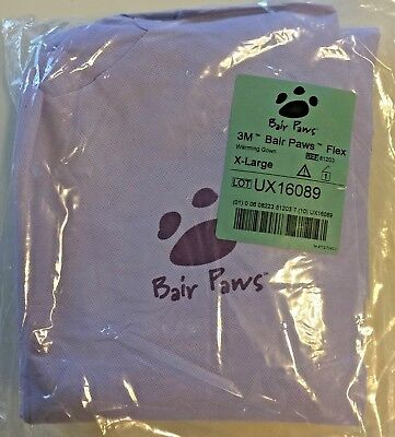 Bair Bear Paws 3M Warming Gown 81203 Size XL Lot of 3 NEW