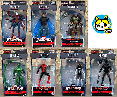 Hasbro Marvel Legends Spider-Man Far From Home Wave NO BAF (Variation Listing)