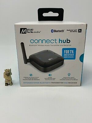 fd572795646 Mee Audio - Connect Hub Bluetooth Wireless Audio Transmitter and Receiver
