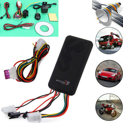 GPS TRACKER ANTI Theft Car Immobilizer Device Vehicle Alarm