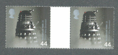 The Daleks-Doctor Who mnh Great Britain(2 stamps)