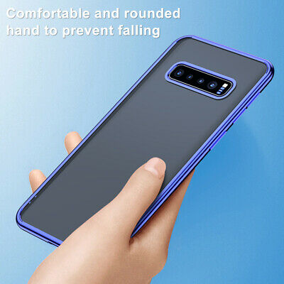 For Samsung Galaxy Note 9 Note 8 Case Ultra Slim Clear Soft TPU Gel Rubber Cover