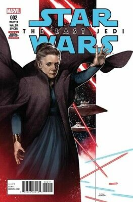Star Wars The Last Jedi Adaptation (2018) #   2 (9.0-NM)