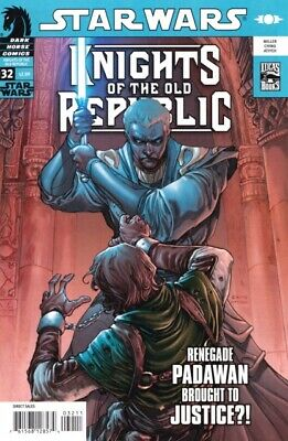 Star Wars Knights of the Old Republic (2006) #  32 (8.0-VF)
